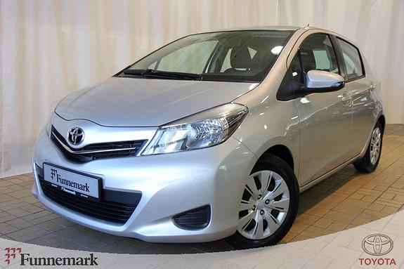 Toyota Yaris 1,0 Active  2012, 33361 km, kr 145000,-