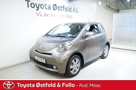 Toyota IQ 1,0 VVT-i iQ2  2011, 35440 km, kr 99000,-