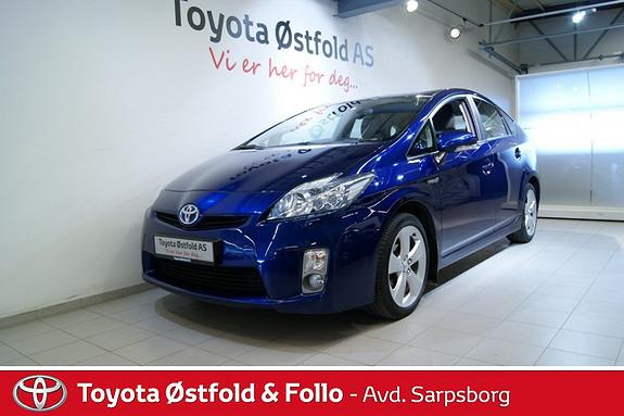 Toyota Prius 1,8 VVT-i Hybrid Executive , INNTIL 10 ÅRS HYBRIDBATTERIGARANTI, 136 HK,  2010, 84400 km, kr 168000,-
