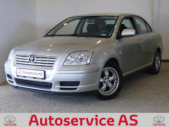 Toyota Avensis 1,6 Business  2005, 175000 km, kr 79000,-