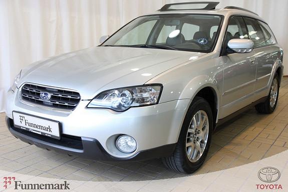 Subaru Legacy 2,5 GX At  2004, 133973 km, kr 149000,-