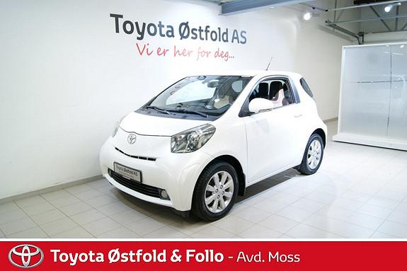 Toyota IQ 1,0VVT-i Aut. iQ2  2009, 65000 km, kr 86000,-