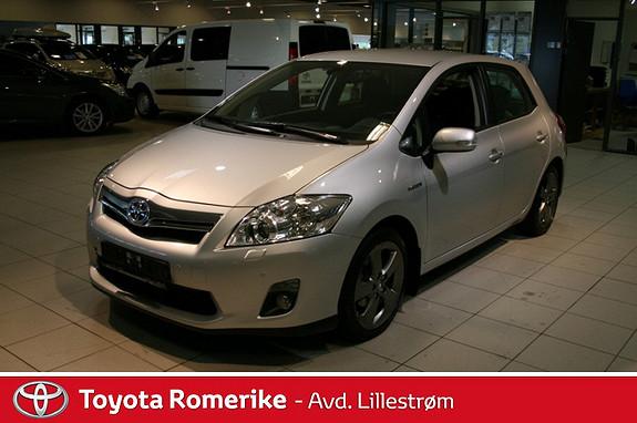 Toyota Auris 1,8 Hybrid Executive HSD  2012, 42212 km, kr 205000,-