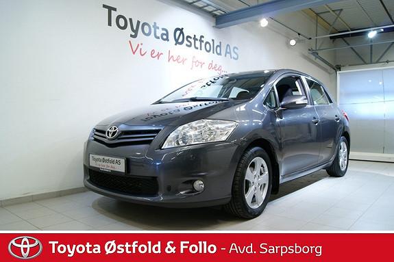 Toyota Auris 1,33 Dual VVT-i Stop&Start Comfort , EN EIER,  2010, 47100 km, kr 148000,-