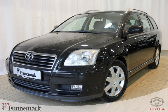 Toyota Avensis 1,8 Business  2005, 114189 km, kr 99000,-