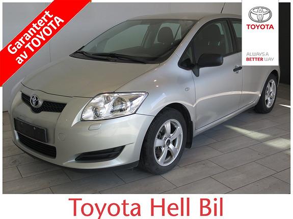 Toyota Auris 1,33 Dual VVT-i Comfort Meget pen bil  2009, 59498 km, kr 139000,-