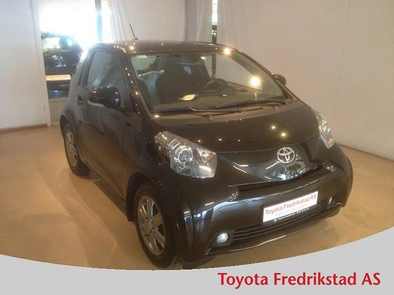 Toyota IQ 1,0 VVT-i iQ2 SMÅTT OG GODT  2010, 65600 km, kr 79000,-