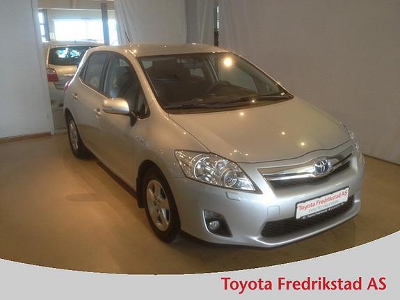 Toyota Auris 1,8 Hybrid E-CVT Active Go navi PEN BIL, HYBRID / AUT.GEAR  2012, 69700 km, kr 199000,-