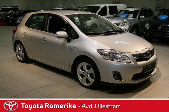 Toyota Auris 1,8 Hybrid Executive HSD  2011, 52000 km, kr 179000,-