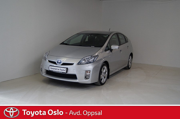 Toyota Prius 1,8 VVT-i Hybrid Executive Ryggekamera og navigasjon  2009, 58025 km, kr 175000,-