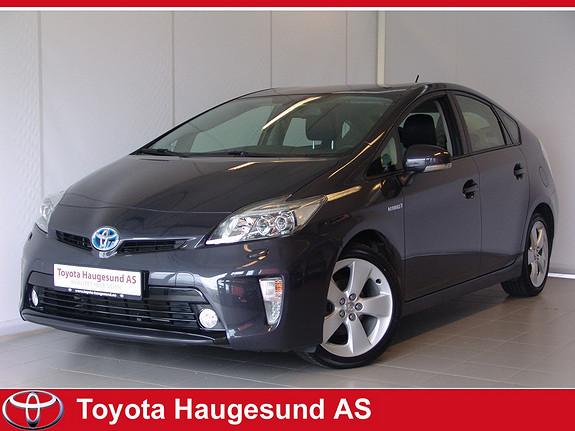 Toyota Prius 1,8 VVT-i Hybrid Executive Navi, Xenon, HeadUpDisplay, Xenon, cruise, Bluetooth ++  2013, 31462 km, kr 259000,-