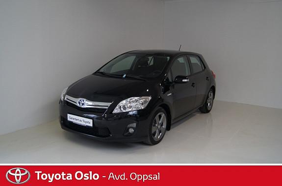 Toyota Auris 1,8 Hybrid Executive HSD Ryggekamera  2012, 26441 km, kr 212000,-