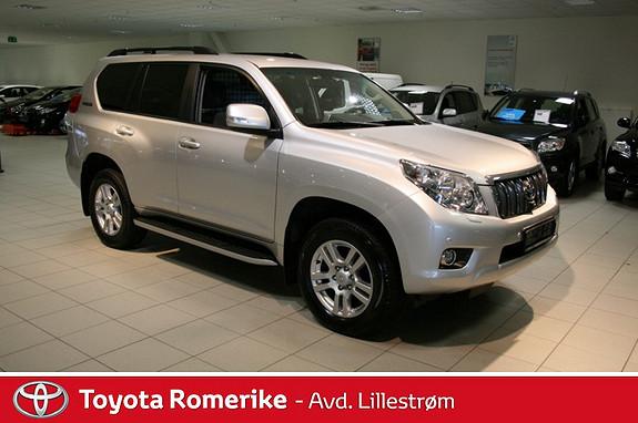Toyota Land Cruiser LC 150 3,0 D-4D VX Aut  2012, 74389 km, kr 459000,-