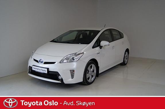 Toyota Prius 1,8 VVT-i Hybrid Executive  2012, 29612 km, kr 212900,-