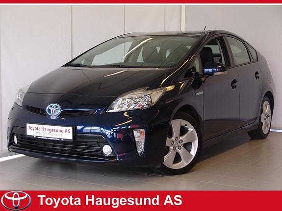 Toyota Prius 1,8 VVT-i Hybrid Executive Navi, Xenon, Skinn, kamera, cruise, HeadUpDisplay +++  2013, 32011 km, kr 259000,-