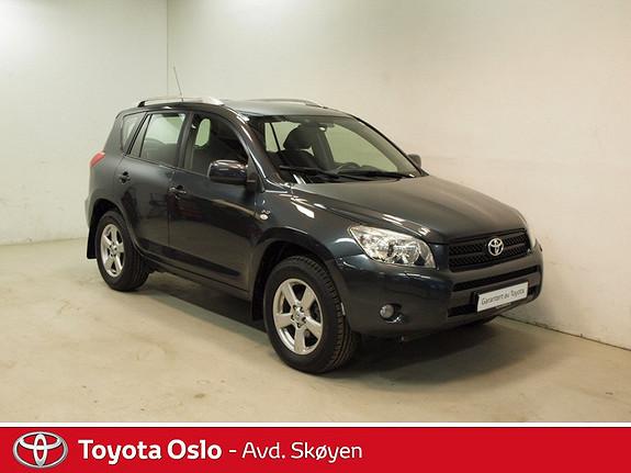 Toyota RAV4 2,2 D-4D 136hk DPF Cross Sport  2007, 132500 km, kr 179900,-