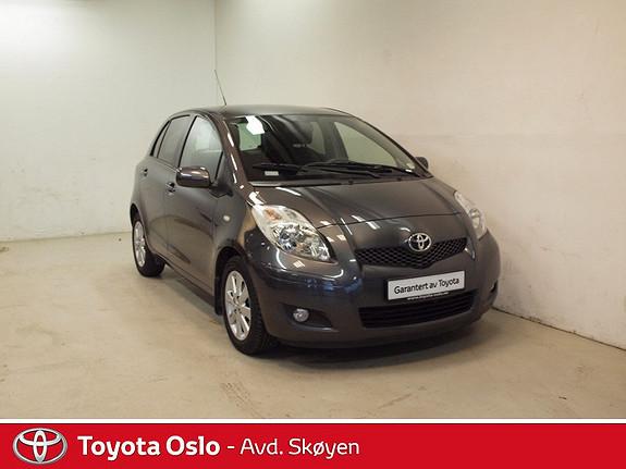 Toyota Yaris 1,4 D-4D Sol 6MMT  2009, 47075 km, kr 114900,-