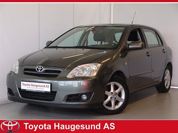 Toyota Corolla 1,4 D-4D Sol Autoklima, setevarme, hengerfeste, SE KM!! 1 eier, norsksolgt bil.  2006, 46060 km, kr 99000,-