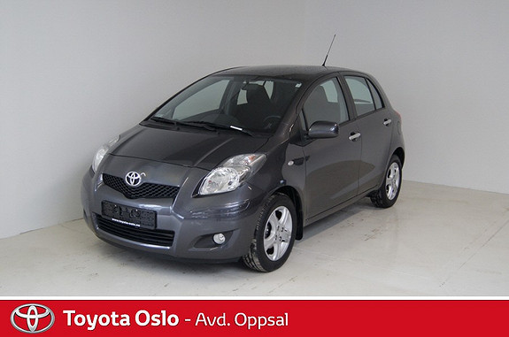 Toyota Yaris 1,33 S-Edition S&S NB! Lav kmstand!  2011, 32771 km, kr 149000,-