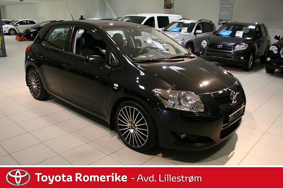 Toyota Auris 2,2 D-4D X  2007, 126294 km, kr 125000,-
