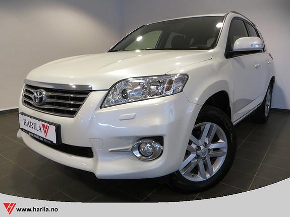 Toyota RAV4 2,0 VVT-i Vanguard Exec.M-drive S  2012, 30846 km, kr 359000,-