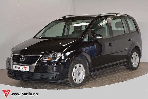 Volkswagen Touran 1,9 TDI Freestyle BlueMotion  2009, 105068 km, kr 159000,-