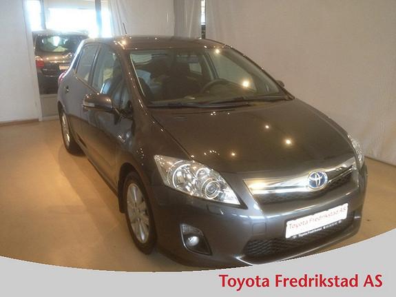 Toyota Auris 1,8 Hybrid E-CVT Active Go navi PEN BIL, KUN KJØRT 26100 KM  2012, 26100 km, kr 199000,-