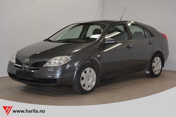 Nissan Primera 1,6 Visia Business  2004, 175000 km, kr 59000,-