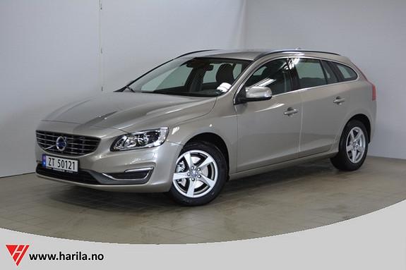 Volvo V60 D2 Momentum 108g  2015, 1800 km, kr 379000,-
