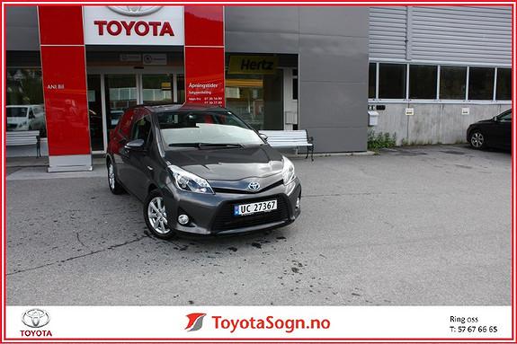 Toyota Yaris 1.5 Hybrid  2012, 35900 km, kr 165000,-