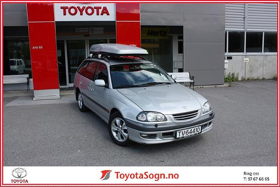Toyota Avensis 1.6 Luna Stv  2000, 170900 km, kr 49000,-