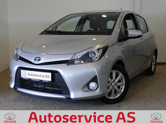 Toyota Yaris 1,5 Hybrid Active e-CVT  2012, 29000 km, kr 189000,-