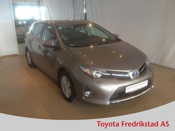 Toyota Auris 1,8 Hybrid E-CVT Active MEGET PEN HYBRID/AUT.GEAR, KLIMA  2013, 30800 km, kr 239000,-