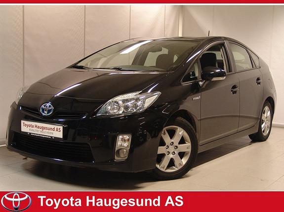 Toyota Prius 1,8 VVT-i Hybrid Executive HeadUpDisplay, navigasjon, Xenon, ryggekamera +++  2011, 68000 km, kr 190000,-
