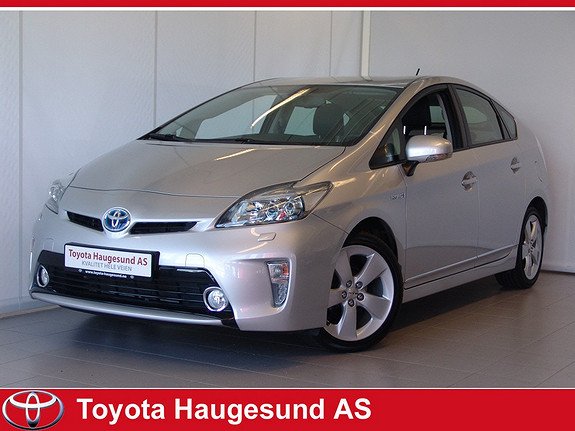 Toyota Prius 1,8 VVT-i Hybrid Executive Skinnseter, navigasjon, Xenon, kamera, HeadUpDisplay ++  2012, 35784 km, kr 210000,-