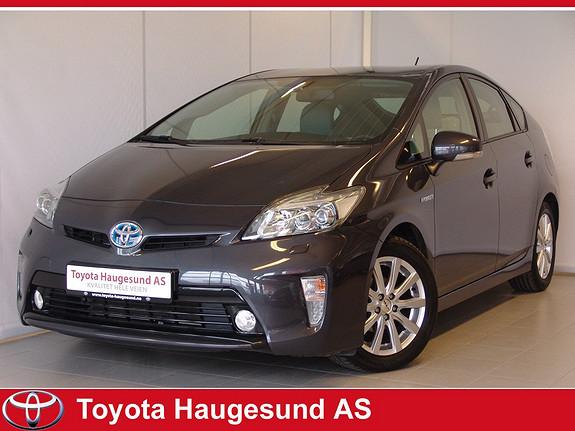 Toyota Prius 1,8 VVT-i Hybrid Executive Skinn, navi, Xenon, kamera, HeadUp Display, Bluetooth  2012, 44325 km, kr 210000,-