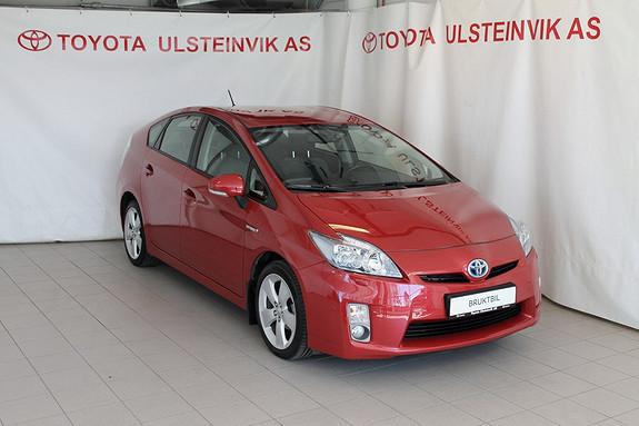 Toyota Prius 1,8 VVT-i Hybrid Executive  2011, 55000 km, kr 195000,-