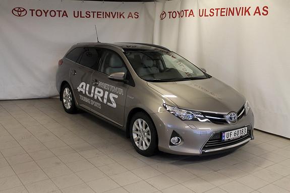 Toyota Auris Touring Sports 1,8 Hybrid Executive  2013, 12000 km, kr 279000,-