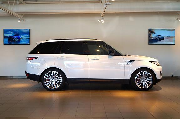 Land Rover Range Rover Sport SDV6 HSE Dynamic 292hk  2014, 36000 km, kr 1129000,-