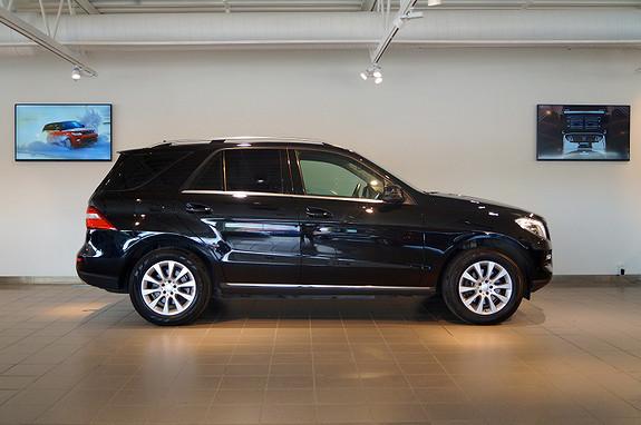 Mercedes-Benz M-Klasse ML250 4Matic / El.krok/Comand/Bi-Xe  2013, 64000 km, kr 679000,-