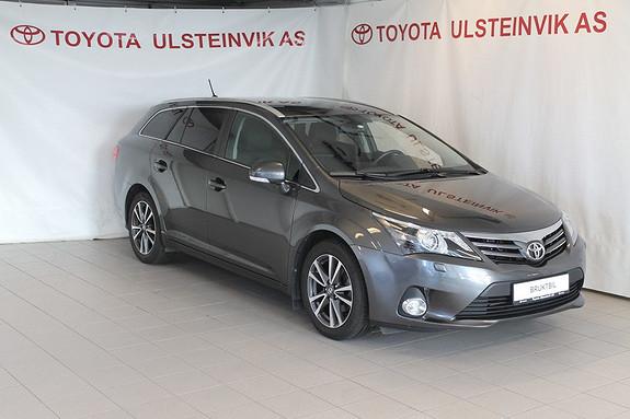 Toyota Avensis 2,0 D-4D 124hk Advance in Business  2012, 39000 km, kr 244000,-
