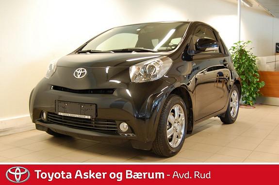 Toyota IQ 1,0 VVT-i iQ2  2012, 37800 km, kr 119000,-