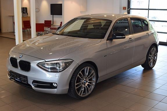BMW 1-serie 116d Automat Sport, 19