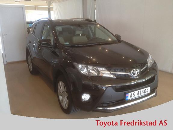 Toyota RAV4 2,0 4WD Multidrive S Executive  2014, 18000 km, kr 449000,-