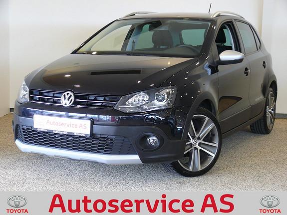 Volkswagen Polo Cross 1,2 TSI 90hk  2013, 44000 km, kr 199000,-