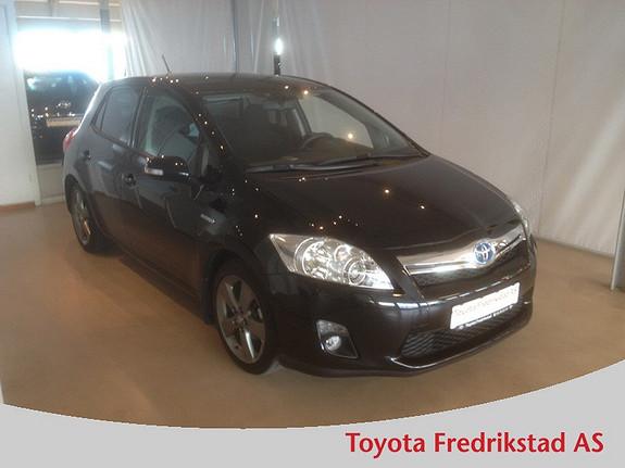 Toyota Auris 1,8 Hybrid E-CVT Active Go navi MEGET PEN, KUN KJØRT 25 800 KM  2012, 25700 km, kr 199000,-