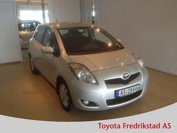Toyota Yaris 1,0 Sol Yaris Sol, Selges for kunde  2011, 78400 km, kr 119000,-