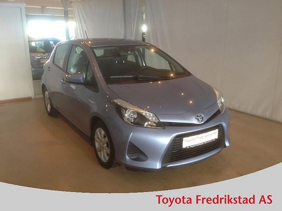 Toyota Yaris 1,5 Hybrid Active PEN YARIS, HYBRID OG AUT.GEAR  2013, 55700 km, kr 169000,-