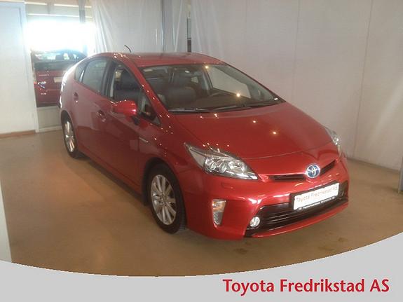 Toyota Prius 1,8 VVT-i Hybrid Executive MEGET PEN PRIUS MED SKINN INTERIØR  2012, 45000 km, kr 219000,-