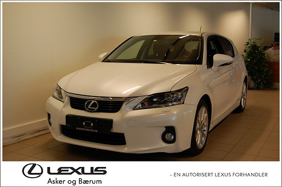 Lexus CT200h Comfort . Navigsjon, ryggekamera  2011, 63500 km, kr 229000,-